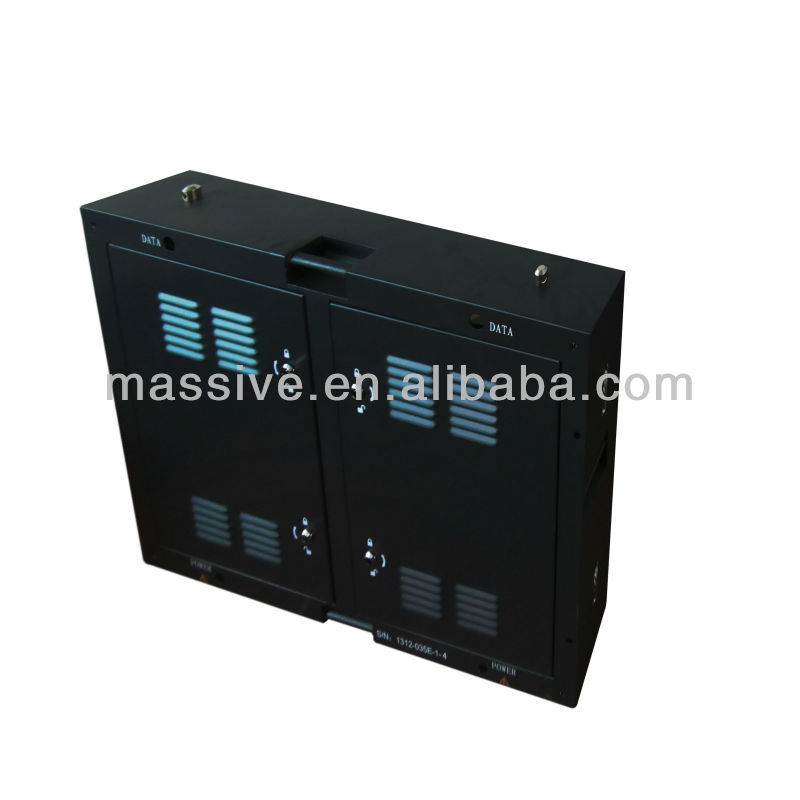 Indoor cabinet for replacement led tv screen