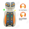 Electric Neck and Back Shiatsu Infrared Massage Cushion