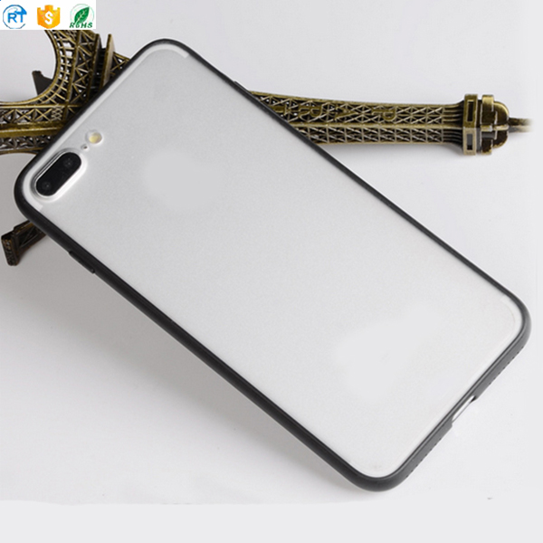 mobile phone shell, sublimation blank phone case, 360 degree protective phone case for iphone 8