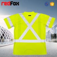 reflective safety t-shirt manufacturer lahore pakistan