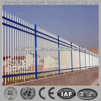 cheap high quality wrought iron fence parts