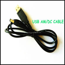 usb 2.0 type a to 3.5*1.35mm dc 24v power cable