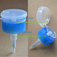 33/410 nail art/make up remover bottle and dispenser