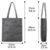 Wholesale Durable Supermarket Canvas Tote Bag For Food Storing