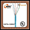 High quality 24 awg cat5e electrical cable wires in guangzhou with UL, CE, RoHs