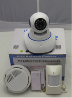 HD 720P Video 2CU Wireless Linkage Alarm! burglar alarm systems