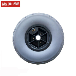 Hot selling 12 inch balloon beach cart wheel tire