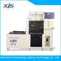 semiautomatic low cost smt/smd led chip pick and place pcb assembly/production line