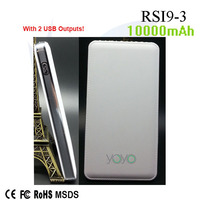 Professional external battery for mobile with CE certificate RSI9-3