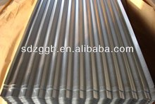 Hot dipped Galvanized corrugated roofing sheet pass ISO9001:2008; BV; SGS CERTIFICATE