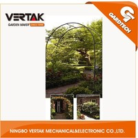 Over 15 years experience promotion metal garden arch for plants climbing with great price