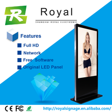 Attractive 42 Inches Shopping Mall Digital Signage kiosk,Interactive Display Kiosk