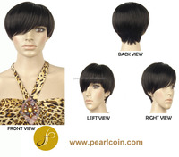 Top Selling Trending Korean Short Hair Style Super Silky Soft Natural Texture