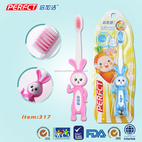 Plastic musical toothbrush case