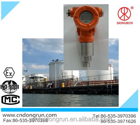 PMD-99A Relative differential pressure transmitter