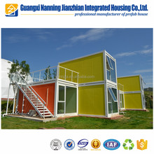 Economic Prefabricated Home Light steel structure Container home