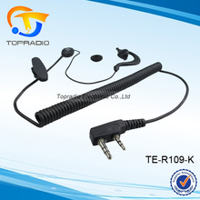 FM Transceiver Ear Hook For KYD NC-888 NC-877 NC-866 NC-855 NC-530 NC-6R