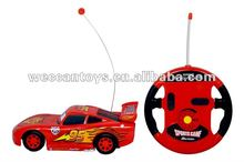 Very fashionable! New arrival Mini 4CH radio control car