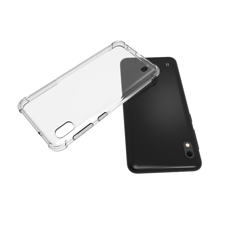 Full Clear Soft TPU Case Cover For Samsung Galaxy <strong>A10</strong>