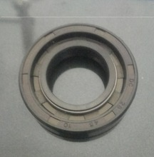 DC OIL SEAL;Double spring skeleton oil seal