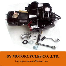 lifan 90cc engine 2troke LF90CC motorcycles engine air cooler manual clutch kick start