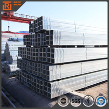 china manufacturer of astm a53 erw steel pipe erw pipe standard dimensions galvanized 50*50 square pipe