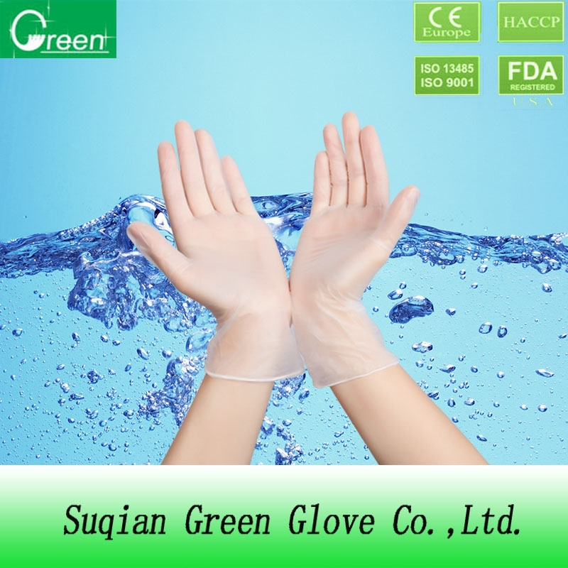 best selling products industrial disposable vinyl gloves