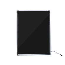 Illuminated 16 colors changeable LED writing board remarkable advertising board