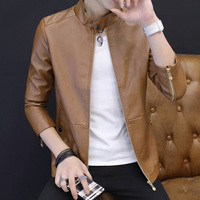 6662 Made in China cheap pakistan sexy leather jackets for men