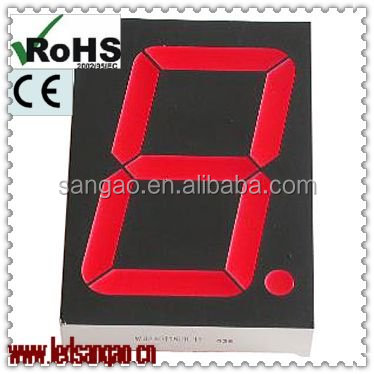 New invention Good reliability 7 segment LED Digital display