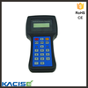 Ultrasonic liquid control flow meter