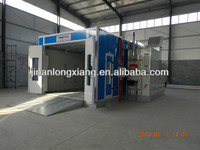 Car Painting Cabinet is an industrial auto body paint booth with BELIMO damper actuator