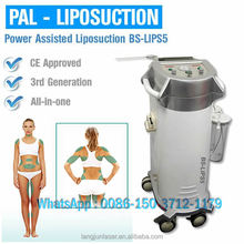 Liposuction cannula for plastic surgery
