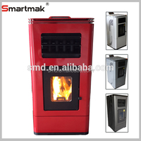 Automatic 9KW pellet stove china