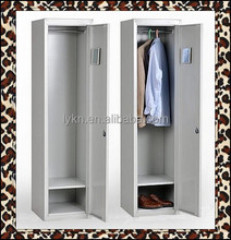 Low price Hotel used Small Metal Wardrobe