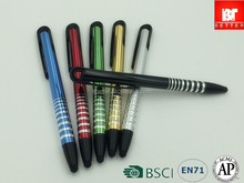 top sale luxury metal pen phone screen touch ball pen