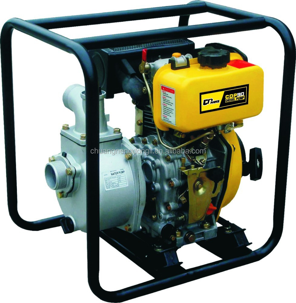 2 inch 50mm Portable Diesel Water Pump