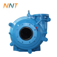 anti wear 4 inch centrifugal electric mining tailing abrasive solid slurry pump