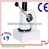 Paper circular sample cutter