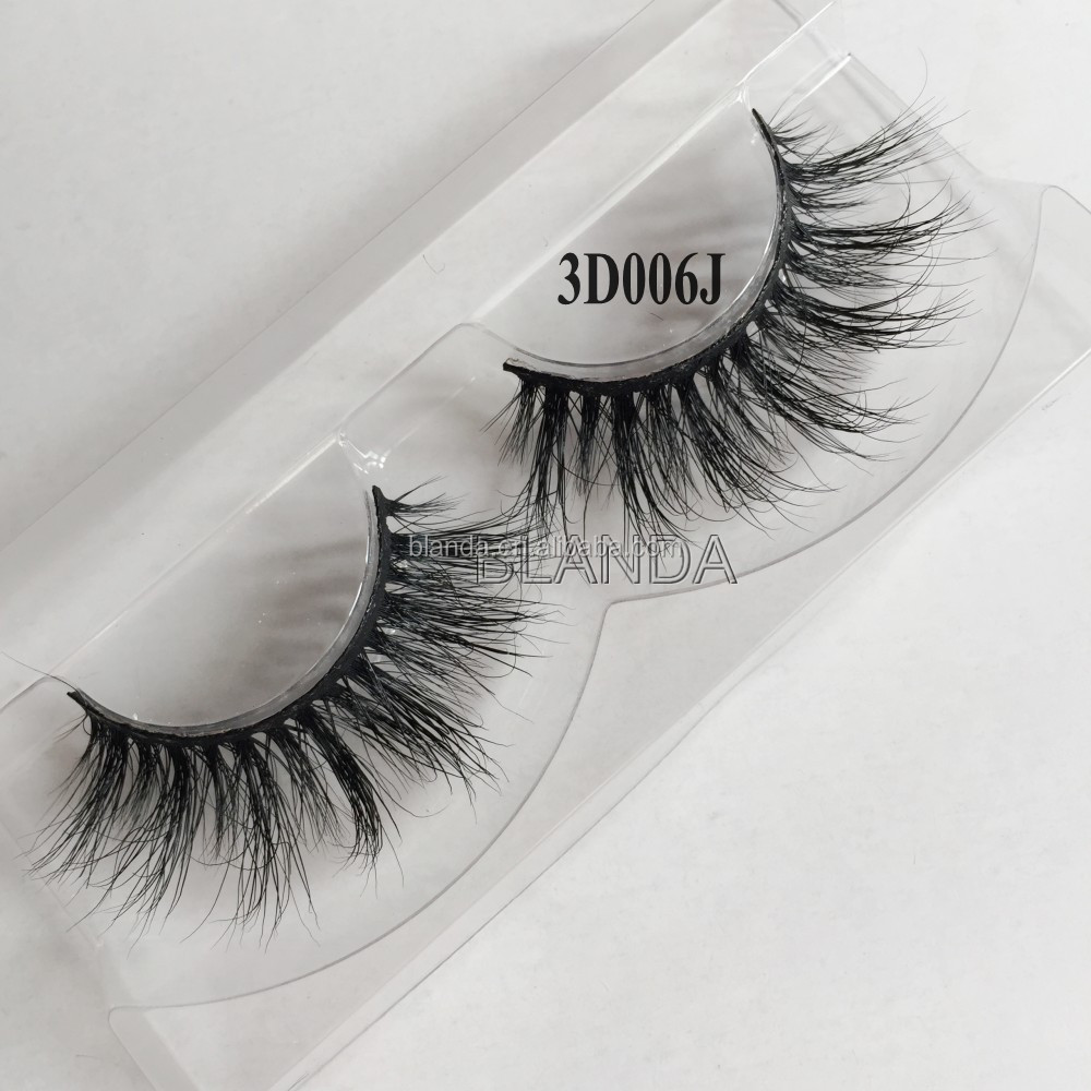 Wholesale Retail the Super weightless and Softest Lashes 100% Real 3D Siberian Mink Hairs Lashes False Eyelashes