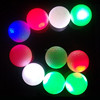 glow golf ball manufacture wholesale high quality led flashing golf ball