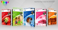 HUQE high glossy 115gsm to 260gsm cast coated inkjet photo paper