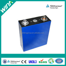 60Ah 3.2V LiFePO4 Prismatic Battery Cell for Telecom