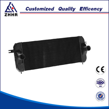 Universal aluminium water to air intercooler