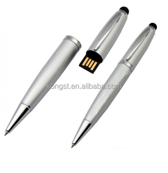 Bulk Metal Touch Screen Pen Drive 8GB USB Flash Drive 2016