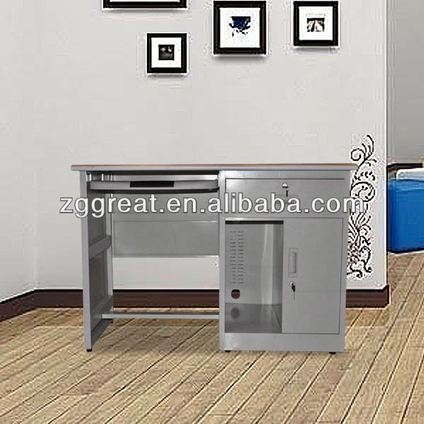 high quality metal workshop table
