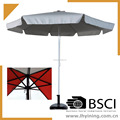 sun umbrella garden parasol outdoor coffee umbrella patio parasol 300cm umbella outdoor marketing parasol