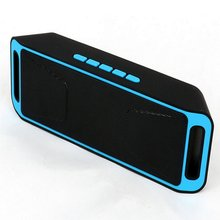 SC208 New Product High Quality Audio wireless outdoor Portable Bluetooth Speaker