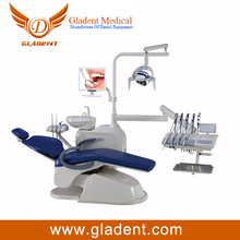 CE/ISO Approved Hot Sale Medical Electric Mounted Dental Chair Unit