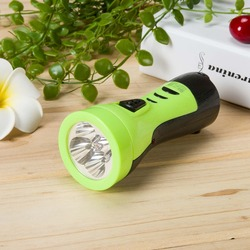 Wholesale buyer first choice ABS material led flashlight